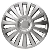 Best Hubcaps - VW GOLF (04-08) PREMIUM LUXURY WHEEL TRIM HUB Review