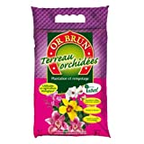 Sustrato para el cultivo de Orquídeas 100% BIO Or Brun (5L)