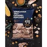 4700BC Himalayan Salt Caramel Popcorn, 60g (Pack of 4)