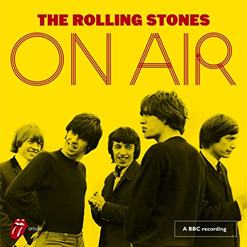 The Rolling Stones: On Air (Limited Deluxe Edition) (Audio CD)
