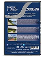 Promenades Virtuelles - Lacs Alpins pour marche intérieure tapis roulant et vélo d'appartement