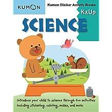 Science K & Up Kumon Sticker Activity Book (Kumon Sticker Activity Books)