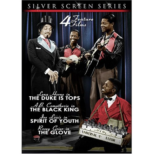 Race Movies: The Duke Is Tops/The Black King/Spirit Of Youth/The Glove by Lena Horne