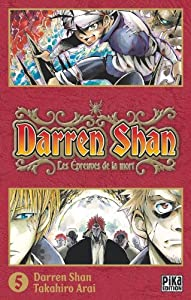Darren Shan Edition simple Tome 5