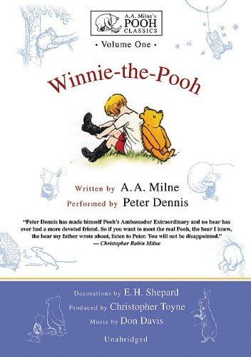 Winnie the Pooh (A. a. Milne Pooh Classics) by A. A. Milne (2004-12-06)