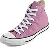 Converse - Chuck Taylor All Star Powder Lila hohe Schuhe, EUR: 35, Powder Purple/White/Black