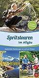 Spritztouren im Allgäu: Wanderungen für jung und alt an Bächen und Seen