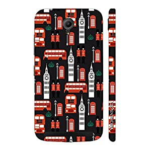 Enthopia Designer Hardshell Case London Calling 2 Back Cover for Asus Zenfone Go