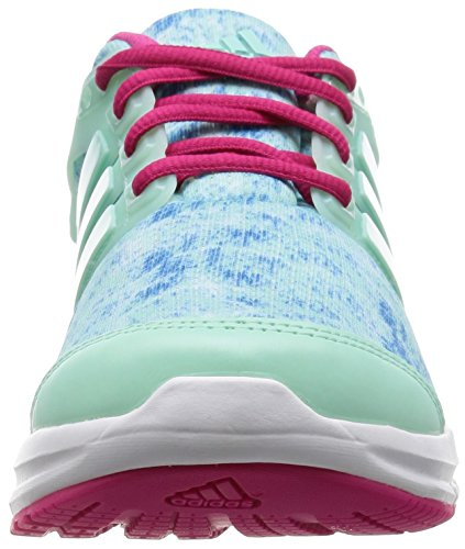 adidas Energy Cloud K, Scarpe da Corsa Bambino, Verde, 36 2/3 EU ICEGRN/ICEGRN/FTWWHT