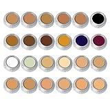 Camouflage Palette de maquillage CK avec 24couleurs