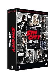 Sin City 2 : J'ai tué pour elle [Édition Collector Limitée Blu-ray 3D + Blu-ray + DVD] [Édition Collector Limitée Blu-ray 3D + Blu-ray + DVD]