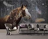 Fototapete 3D Effekt Tapete Wandbild Europäischen Stil Wandgemälde An Gewichtsprobleme Anpassbare...
