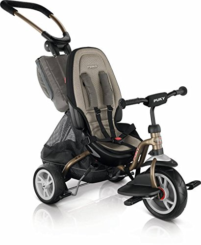 Puky 2410 - Dreirad CAT S6, Outdoor und Sport, Bronze