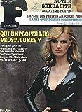Telecharger Livres F MAGAZINE N 20 SEXUALITE PETITES ANNONCES QUI EXPLOITE LES PROSTITUEES (PDF,EPUB,MOBI) gratuits en Francaise