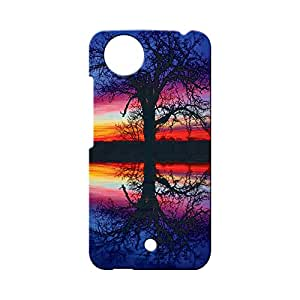 G-STAR Designer Printed Back case cover for Micromax A1 (AQ4502) - G4304