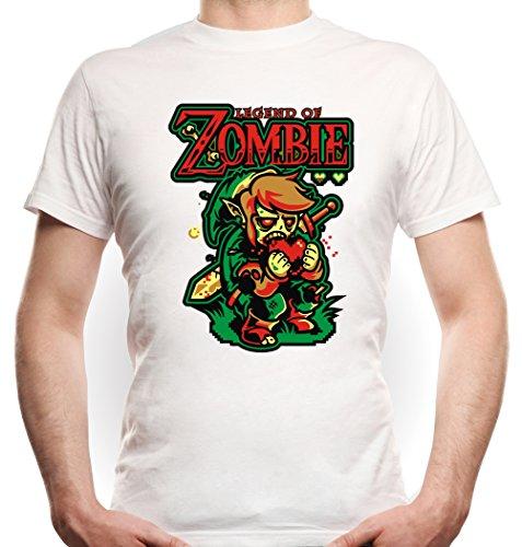 6f03eee4c Certified Freak Legends Of Zombie T-Shirt White