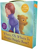 Where, Oh Where Is Huggle Buggle Bear? Book and Puzzle Pack: 36-Piece Jigsaw Puzzle (Generic Jigsaw Pack) by Katherine Sully