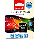 Carte mémoire 16 Go MAXELL© Micro SD pour Polaroid Power 6.0