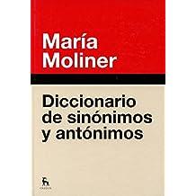 Diccionario de sinonimos y antonim.N.Ed: Nueva edición (DICCIONARIOS)