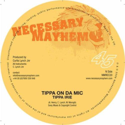 Tippa On Da Mic / Speed Rappin