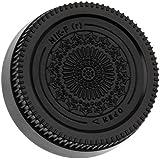 Fotodiox Bouchon d'Objectif à l'Arrière à tous Nikon, Nikkor objectif, (F, non-AI, AI, AIS, AF, AFD,