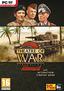 Theatre of War 2: Africa 1943 inkl. Strategy Guide