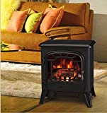 Lincsfire New 1850W Portable Electric Stove Fire Place Fireplace Heater Freestanding | Log