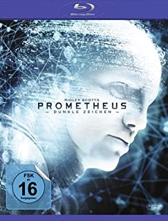 Prometheus - Dunkle Zeichen mit Concept Art Booklet (exklusiv bei Amazon.de) [Blu-ray]