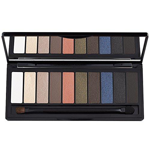 T.LeClerc Make-Up Basis - Palette of the Elegantes 10 shades, 1 Stück