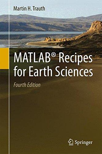 MATLAB® Recipes for Earth Sciences por Martin H. Trauth