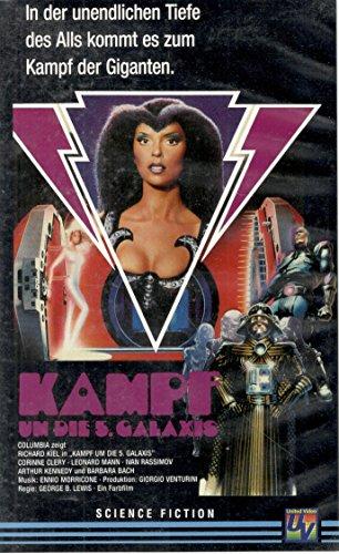 Bild von Kampf um die 5. Galaxis [VHS]