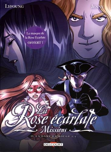 La Rose écarlate, missions (4) : La dame en rouge. 2