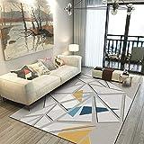rutschfeste Fußmatten/Teppiche Sport Im Freien/Modern Flannelette, Rectangle Rug Verwendet Für Wohnzimmer Schlafzimmer,120x160cm(47.2x63in)