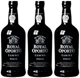 Royal Oporto Tawny Port (3 x 0.75 l)