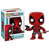 #9: Funko POP Deadpool Marvel Pop! Vinyl Bobble Head
