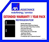 AXA 1 Year Extended Warranty for Refrige...