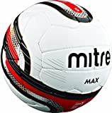 Max Professional Fifa Approved Football White Red