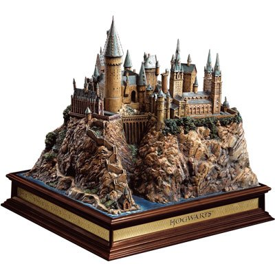 Noble Collection Maqueta de Hogwarts NN7074, Harry Potter