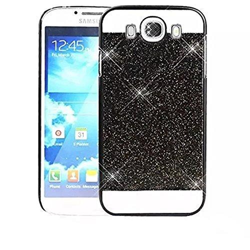 KSHOP Case Cover Stampa Custodia Protettiva per iphone SE /iphone 5 /iphone 5SShell Carcasa Trasparente Ultra Flessibile Colorato Ammortizzante Shock-Absorption Conchiglia - Bianco Blu nero