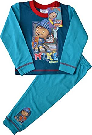 Boys Mike The Knight Snuggle Fit Pyjamas Age 3-4 Years