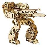 tib 3D Armure mécanique Cool Sport Voiture modèle tridimensionnel Puzzle Jigsaw DIY Manuel intéressant Cadeau 217 pièces