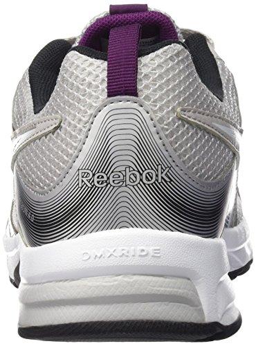 Reebok Pheehan Run 4.0, Chaussures de Running Entrainement Femme Gris