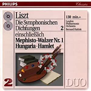 Liszt : Intégrale des Poèmes symphoniques - Vol. 2