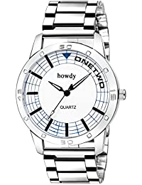 Howdy Men Stainless Steel Chain Watch (howdy-ss689)