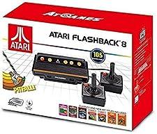 Atari Flashback 8 105 Spiele + 2 Joysticks