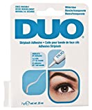 DUO Wimpernkleber weiss / transparent 7g das Original DUO Lash Adhesive clear