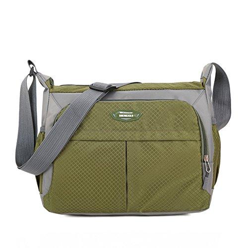 pacchetto esterno coreano/Moda Sport & Tempo libero Borse/borsa a tracolla/pacchetto diagonale/Borsa donna/schoolbag-A E