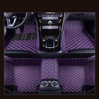 Geeignet für Toyota Corolla Floor Mats Custom Luxury Leder Alle Wetter wasserdichte Matte Full Coverage Floor Mat,Fsection