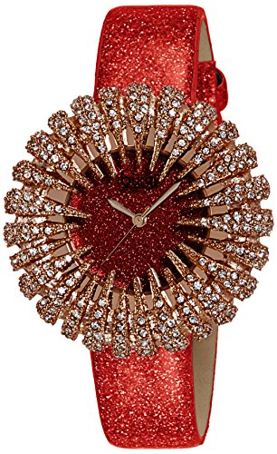 51Tat8zgGuL - Burgi Red Women BUR112RD watch