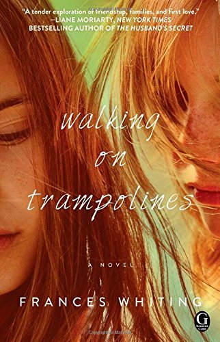 Walking on Trampolines by Frances Whiting(2015-02-12)
